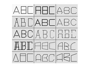 fontark font editor font creator ready made templates